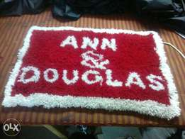 Doormats carpet