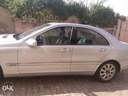 C240 for sale, engine very sound