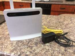 Huawei B593 LTE Modem Very Good Condition