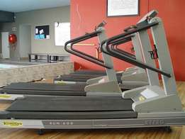 Technogym Run xt treadmill for sale