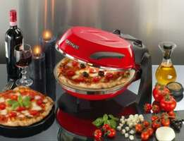 Decadent 5 Minute Pizza Oven - Make Delicious Pizza at home in a Flash