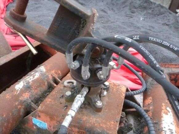 Sale sand grapple grapple for  by auction - 2014 - image 4