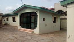 3 bedroom detached bungalow at Oluyole estate