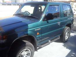 1998 Mitsubishi Pajero 4x4 -3l Multi V6-licensed with papers