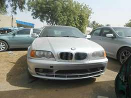A Wonderful BMW 323i Convertible For Sale