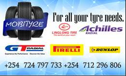 We are in tire business!!