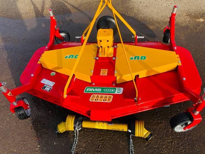 Ino Rms 180 Rotory Mower - 2018
