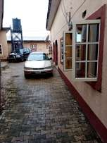 1bedroom flat for rent in 2nd Gate.. Dutse-Alhaji
