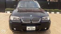 For sale bmw x3 tokunbo 08