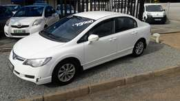 Honda civic 1.8 lxi