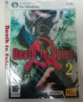 Computer Game-DEATH TO SPIES 2