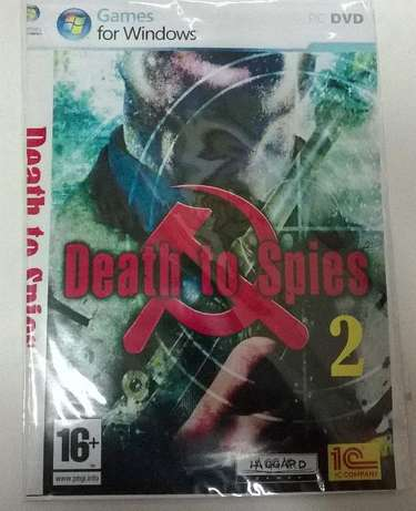 Computer Game-DEATH TO SPIES 2 Meru Town - image 1