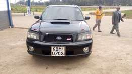 Subaru Forester CrossSport Turbo