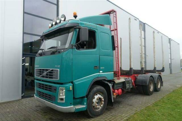 Volvo FH12.500 6X2 MANUAL FULL STEEL HUB REDUCTION EUR - 2002