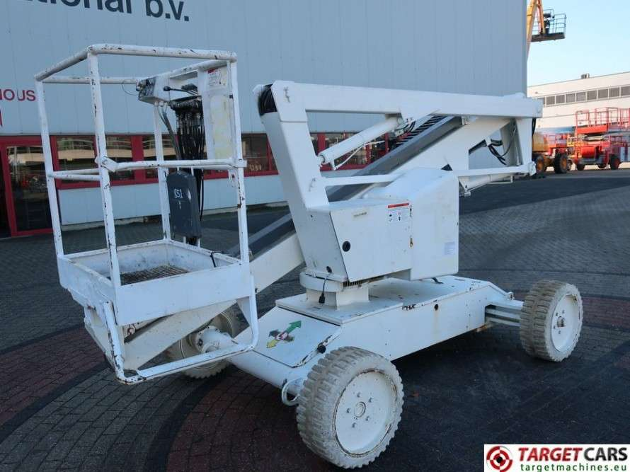 Niftylift HR12E Electric Articulated Boom Work Lift 1220cm - 2007