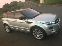 2013 RANGE ROVER EVOQUE SD4 DYNAMIC +Remaining maintenance plan