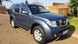 2005 Nissan Pathfinder 4.0 SUPERCHARGED!