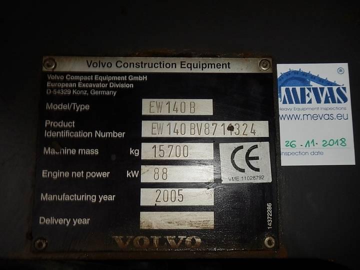 Volvo EW140B - 2005 - image 6
