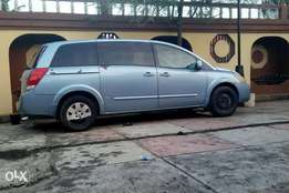 Nissan Quest 2005 Urgent sales or swapping