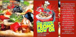 Sensational Home Pizza Oven - Make Pizza at Home in ONLY 5 Minutes!!