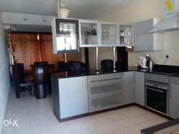 Beautiful new two bedroom beach front apartment diani