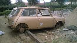 MINI Clubman body for sale