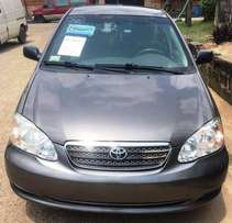 2007 Toyota Corolla (FOREIGN USED)