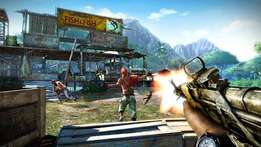 Far Cry 3 PC GAMES + FULL PAD installation