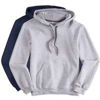 Plain Heavy Cotton Hoodies