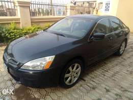 Honda accord 2004 . First body never painted before