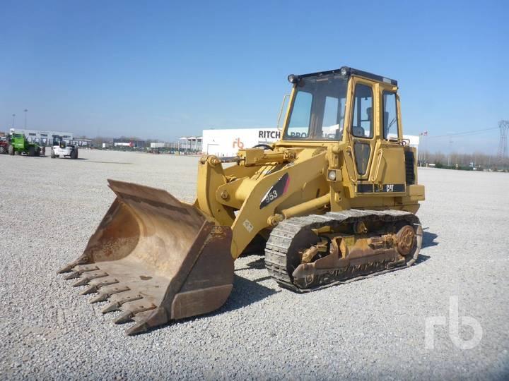 Caterpillar 953 - 1990