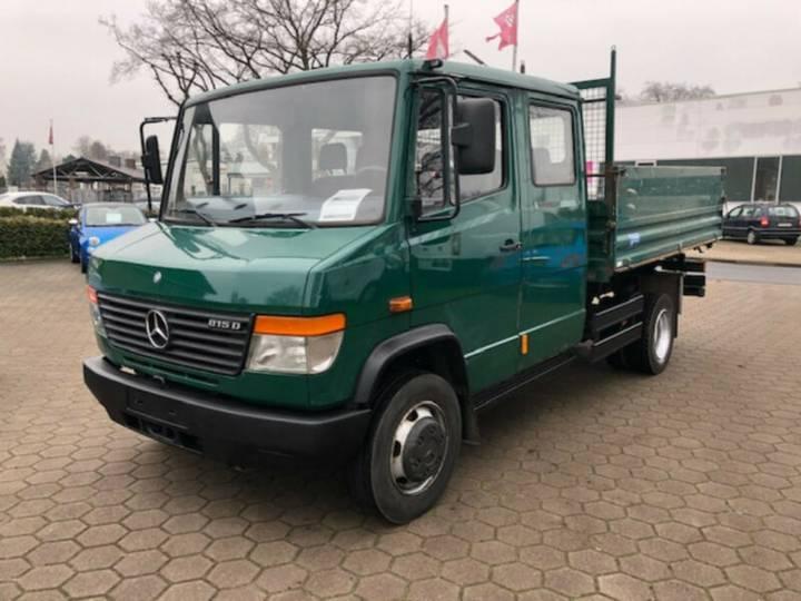 Mercedes-Benz 815 Vario Doka Dreiseitenkipper 2xAHK - 2006