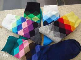 Beautiful and Colourful Socks for HIM