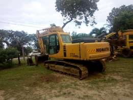 Excavator PC 200 for sale komatso and cat grader sale