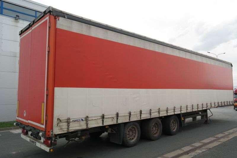 Schmitz Cargobull SCS 24/L low deck - 2007