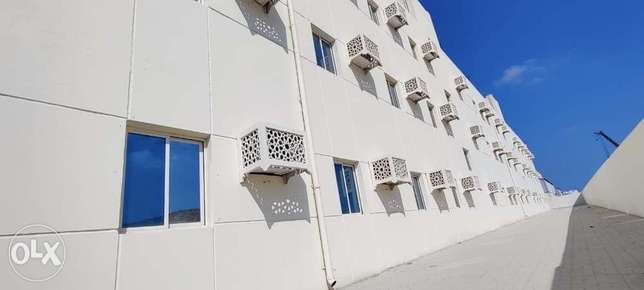 Fully furnished Labor camp For Rent - 89 Room