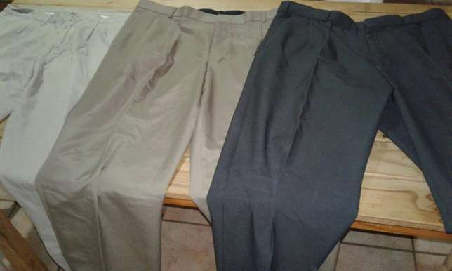 Informal and formal pants for sale-great quality Cape Town - image 1