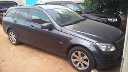 Clean, unregistered Mercedes Benz C Class C200
