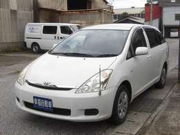 Toyota Wish 2003 (Used in Japan Only)