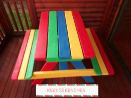 Home Space Innovations kiddies benches