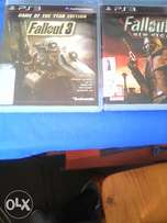 Fallout New Vegas and Fallout 3