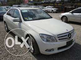 Mercedes C200 for sale at KES 1.9M