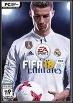 Fifa 18 and other PC Games
