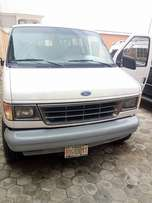 Ford E-Series Van (1998)