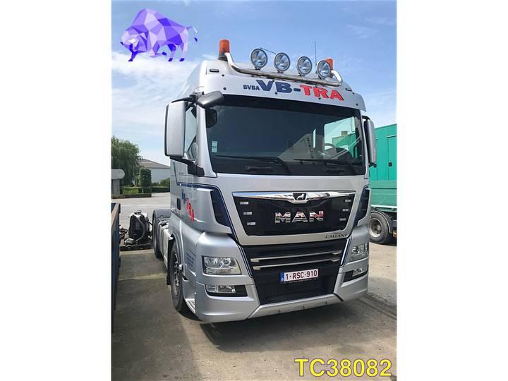MAN TGX 460 Euro 6 - 2017