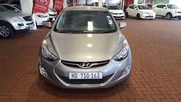 2014 hyundai elantra 1.8i executive