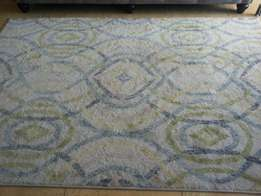 Carpet in mint condition