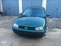 Green Golf 4 Super Clean for sale