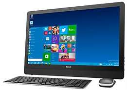 4th Gen Dell All in One Core i5 500GB 8GB (24 inch Display FHD)
