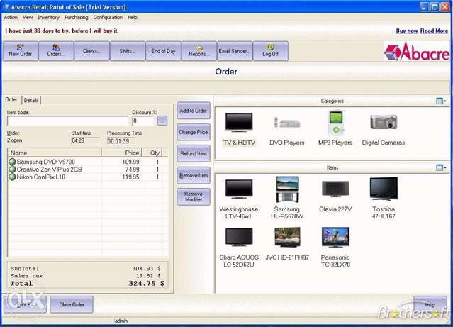 Abacre Point Of sale software for Bar and restaurants Nairobi CBD - image 2